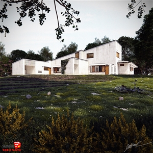 NGUYỄN ANH VŨ | CHALLENGING THE REALISTIC OF REALITY | SKETCHUP 2015, V-RAY 2.0, PHOTOSHOP