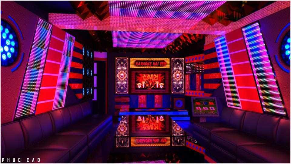 Chia sẻ model thiết kế phòng hát Karaoke #2 - Cao Phúc