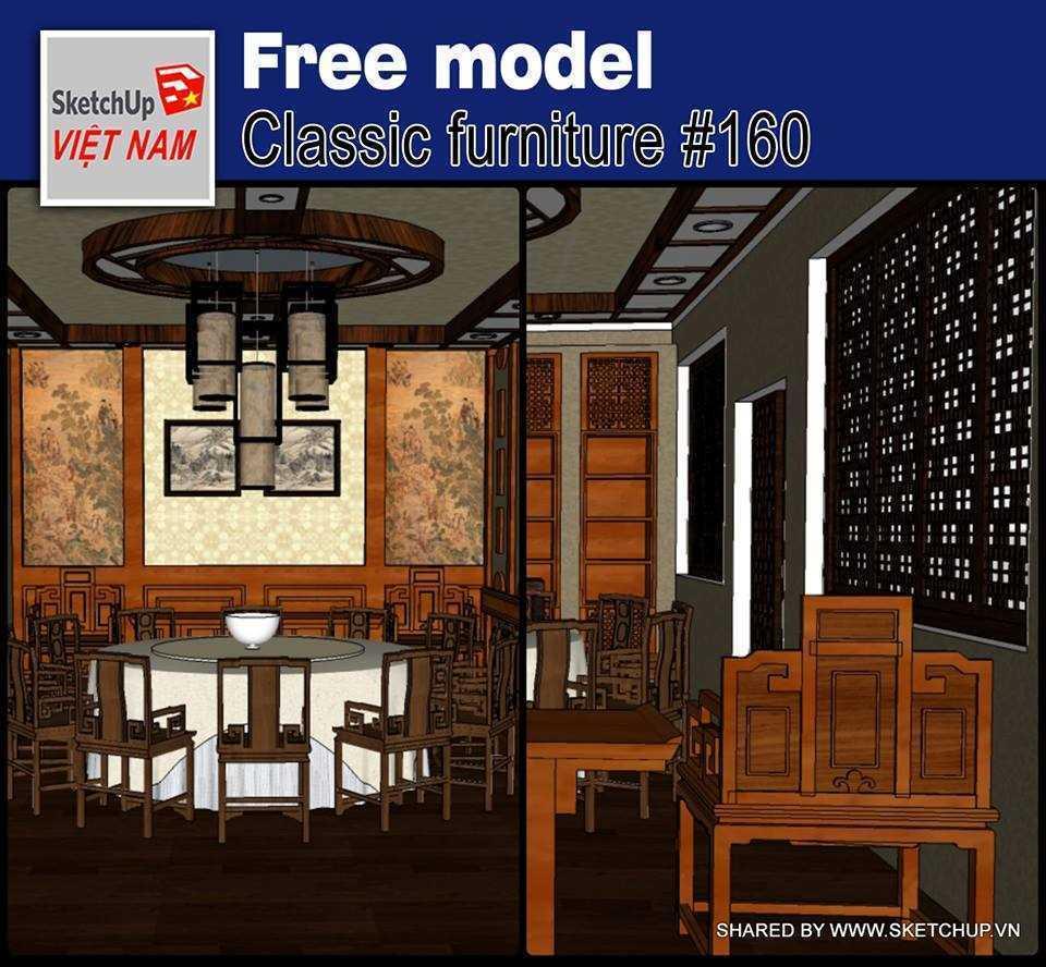 Classic furniture #160