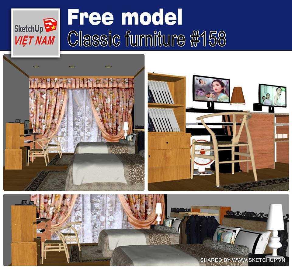 Classic furniture #158