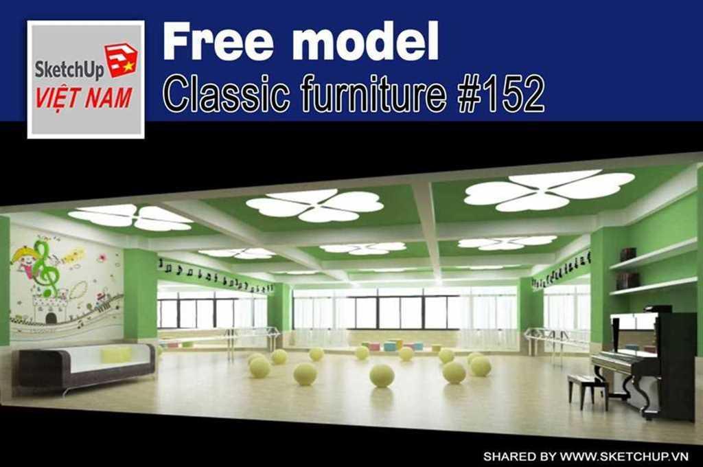 Classic furniture #152