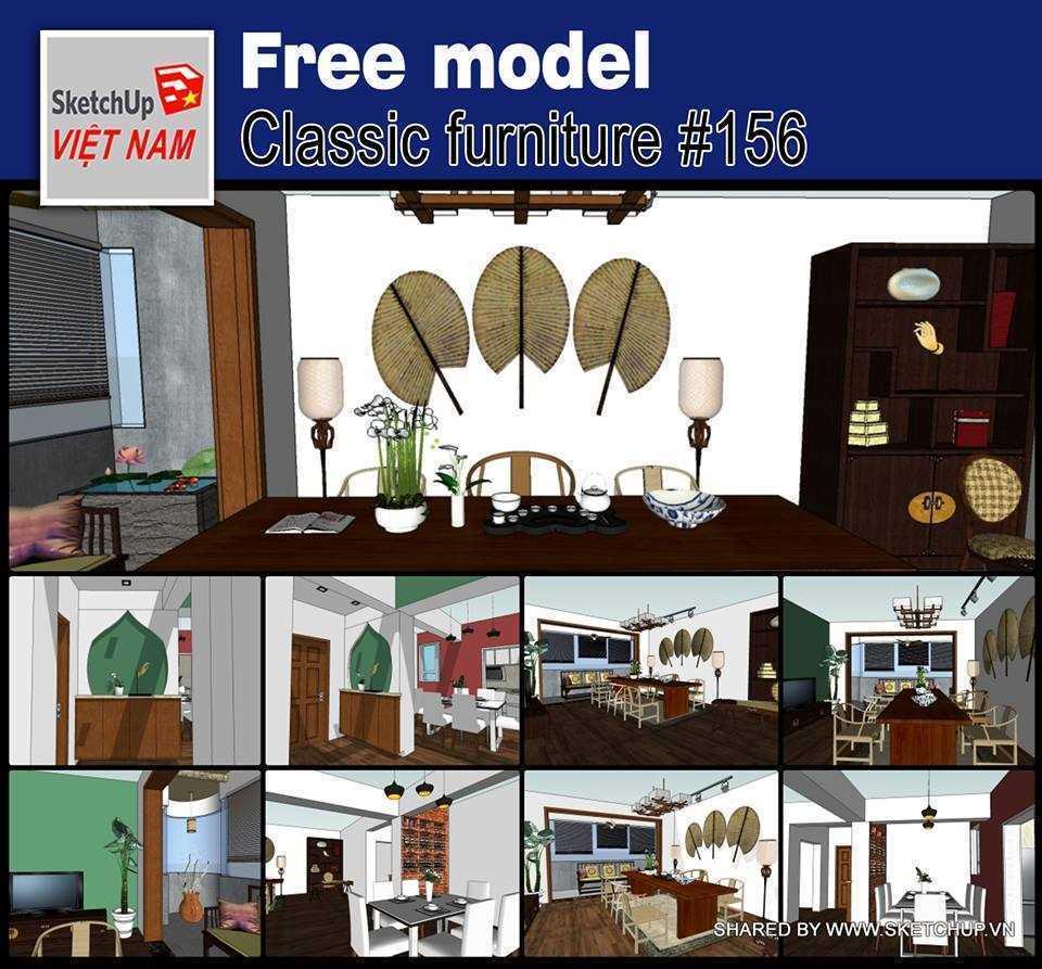 Classic furniture #156