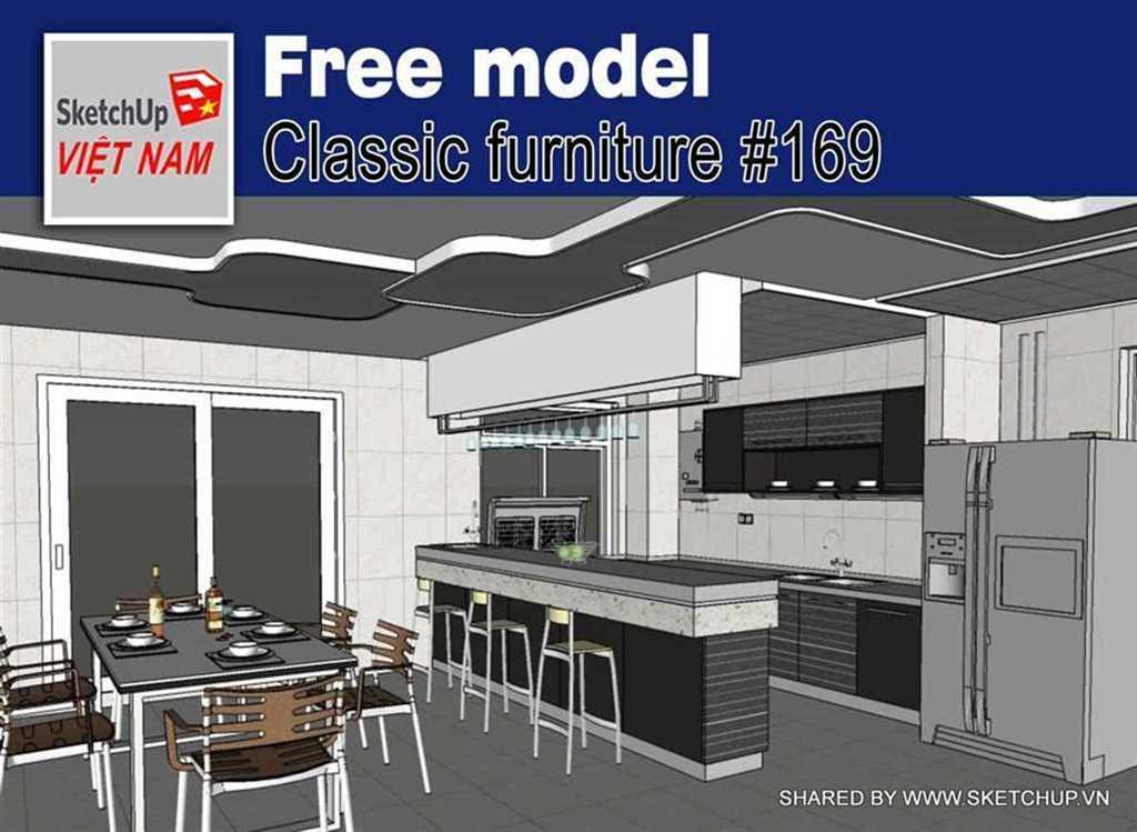 Classic furniture #169