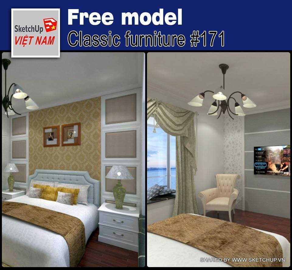 Classic furniture #171