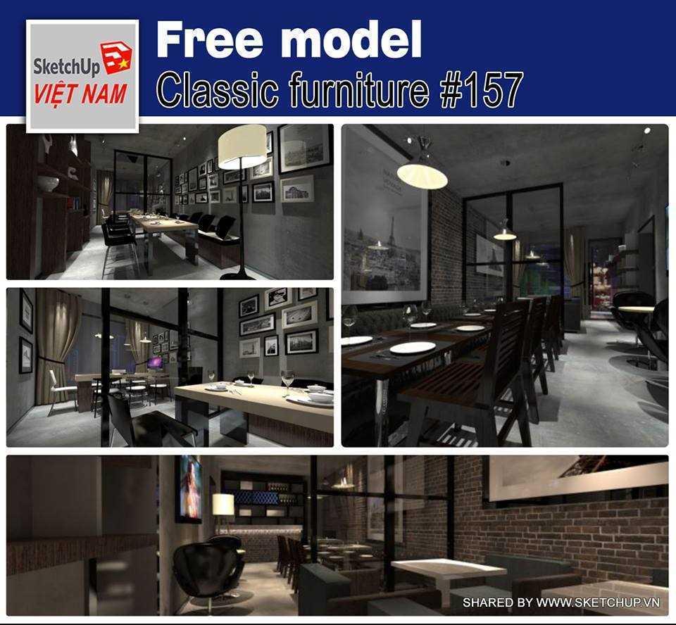 Classic furniture #157
