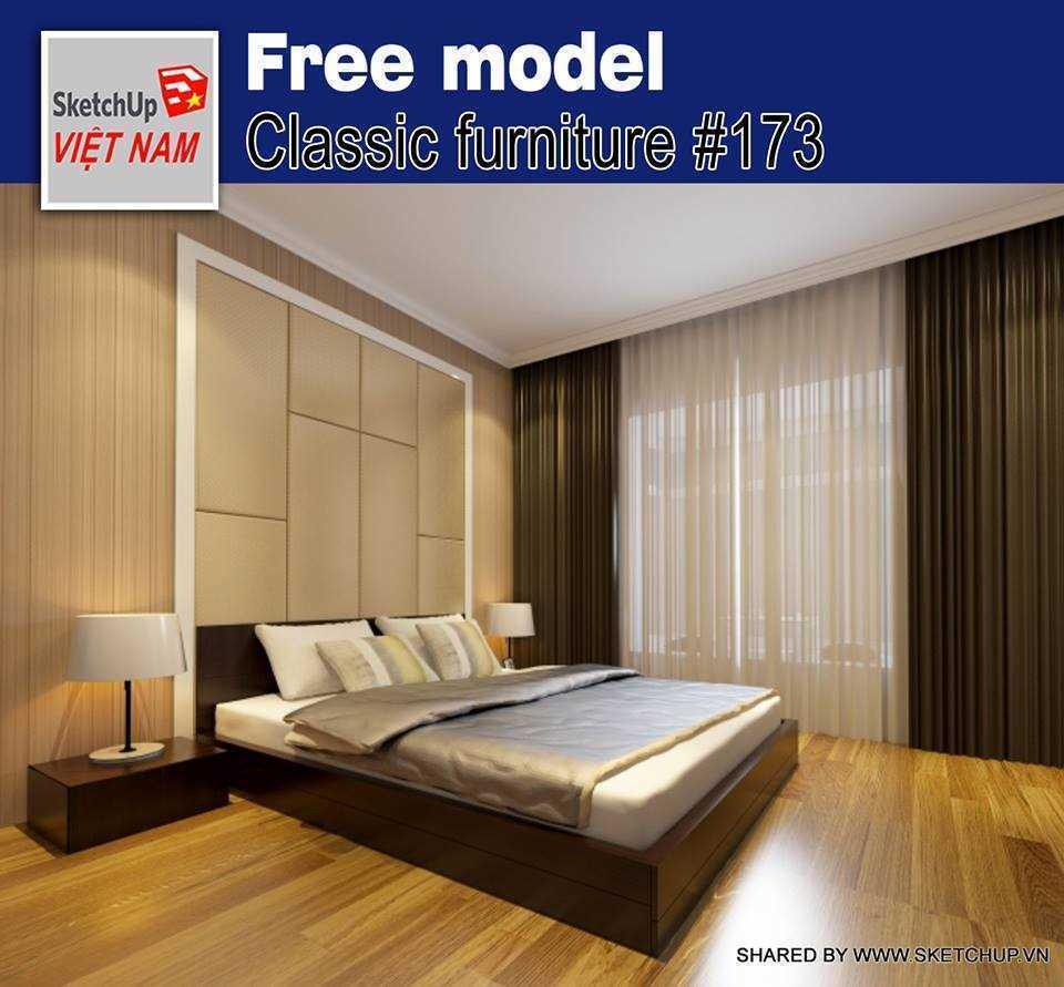 Classic furniture #173