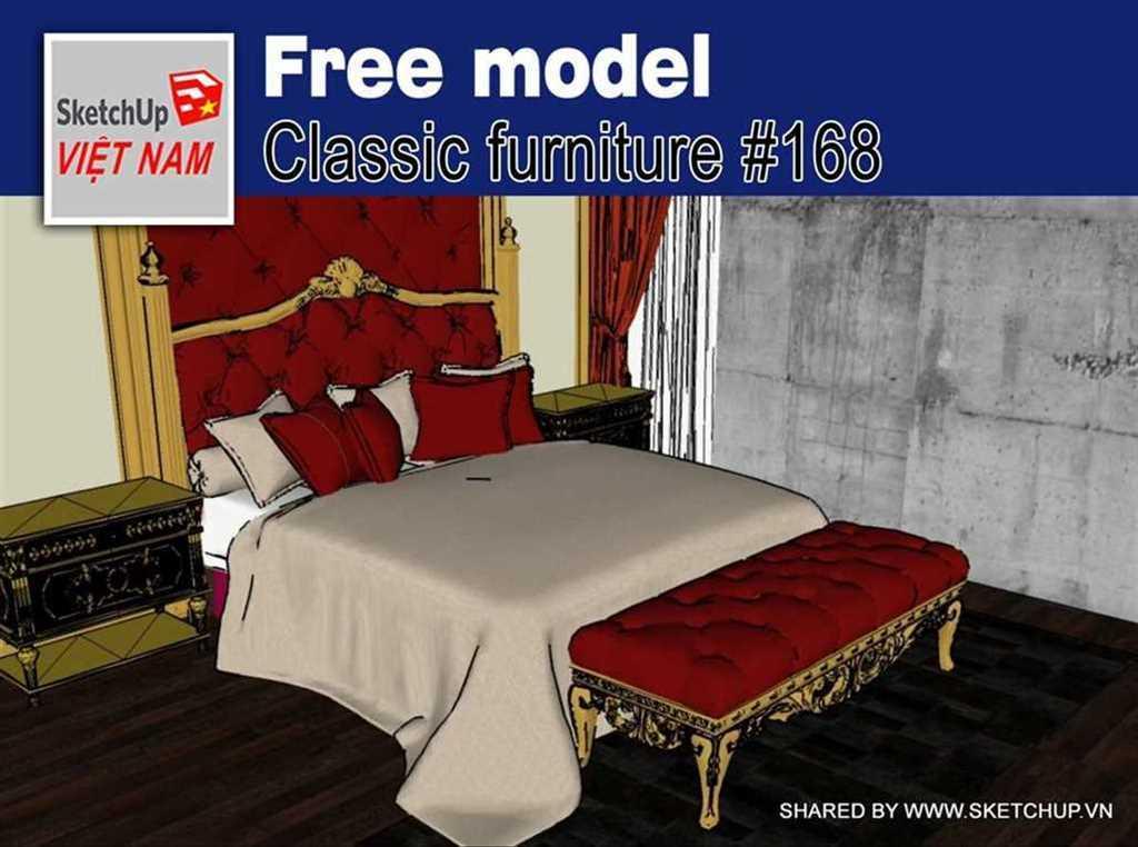 Classic furniture #168
