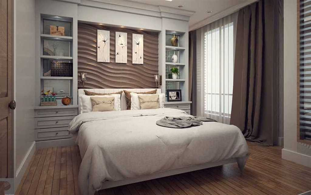 Model bedroom by Tấn Phước
