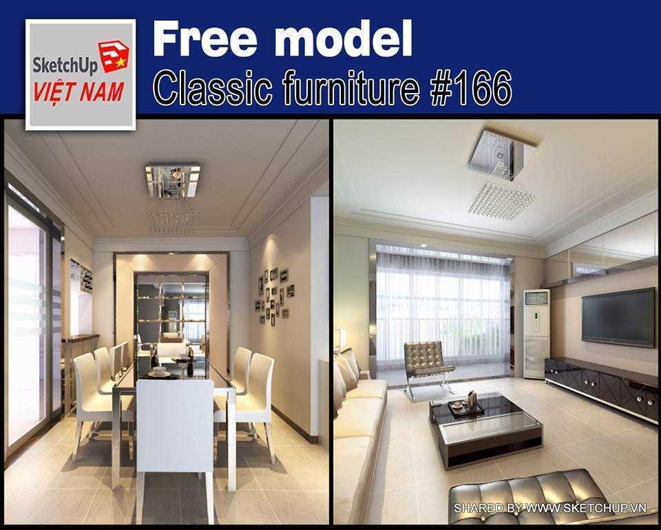 Classic furniture #166
