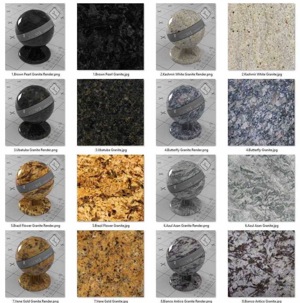 Thumbnail Granite Collection & Marble Collection - SunstoneVN