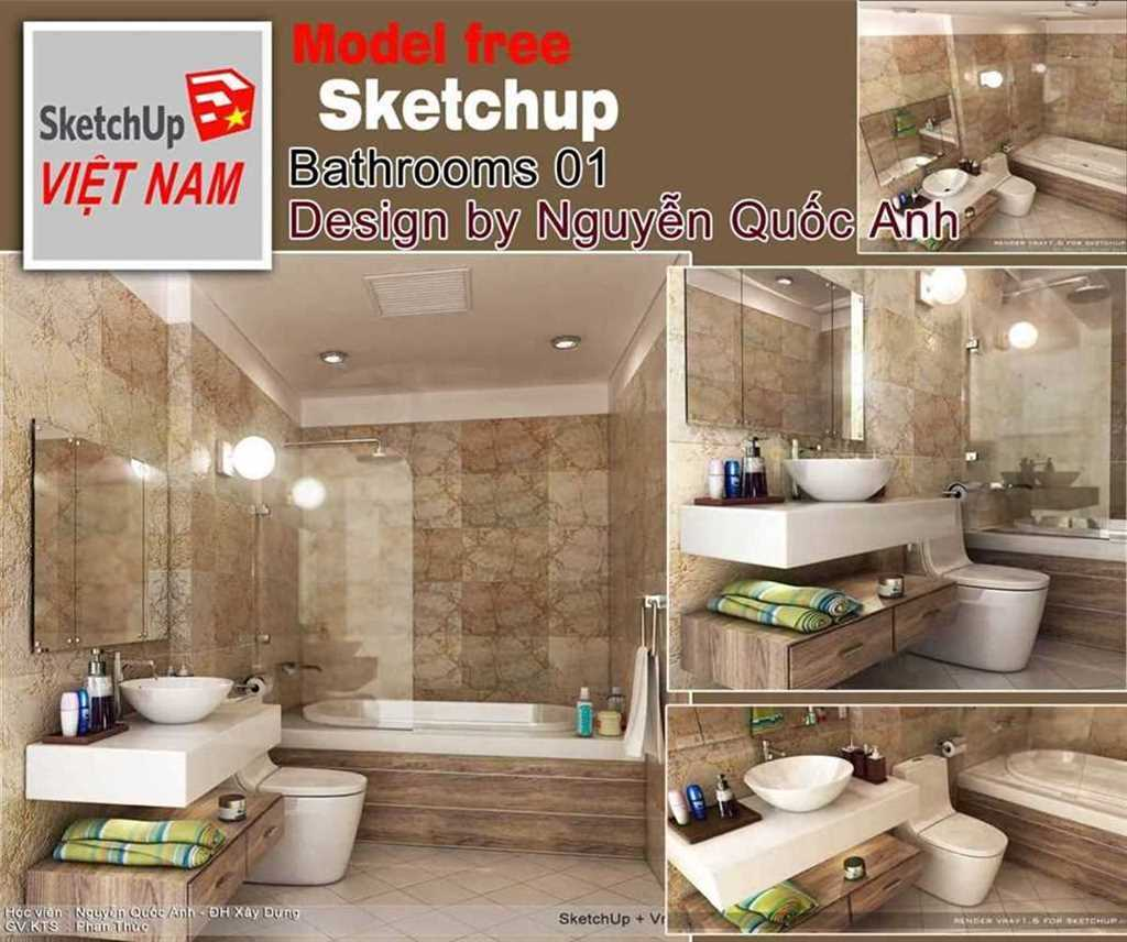 Bathroom #1 - Nguyễn Quốc Anh