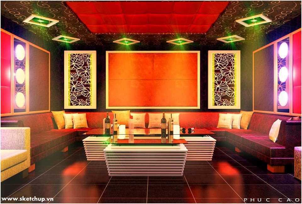 Karaoke room design - Cao Phúc