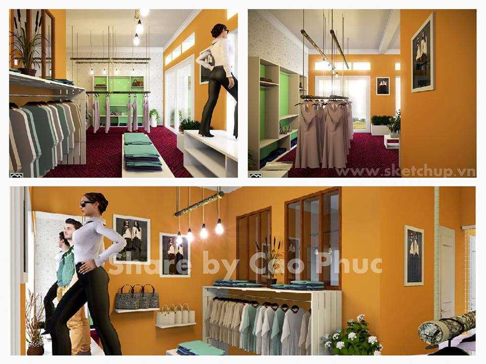 Thumbnail Fashion Shop - Cao Phúc