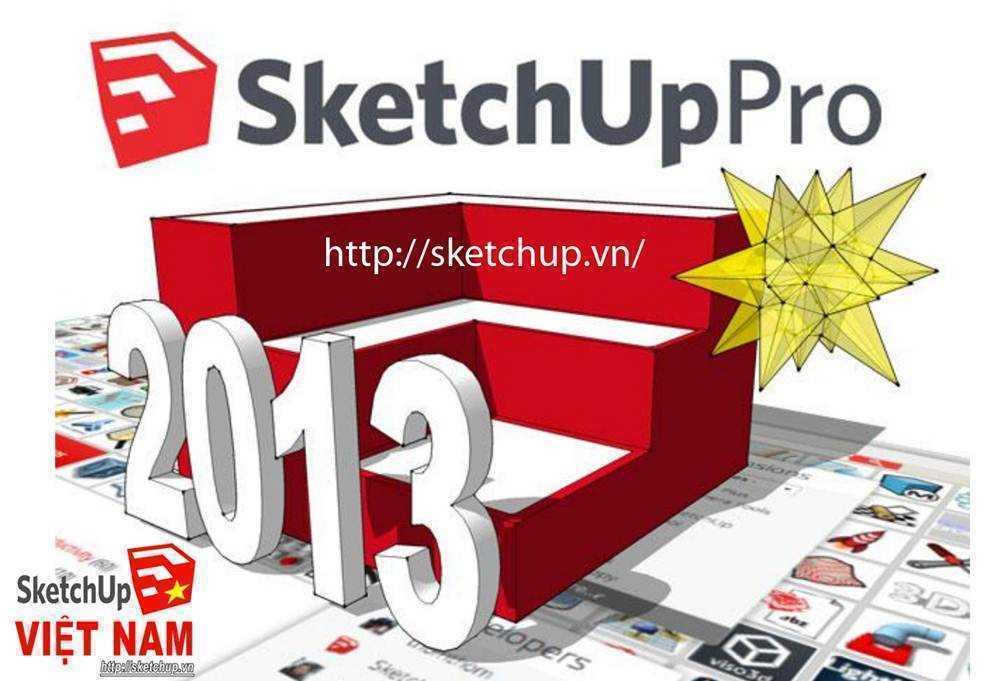 Giáo trình SketchUp Pro 2013 - Kienking