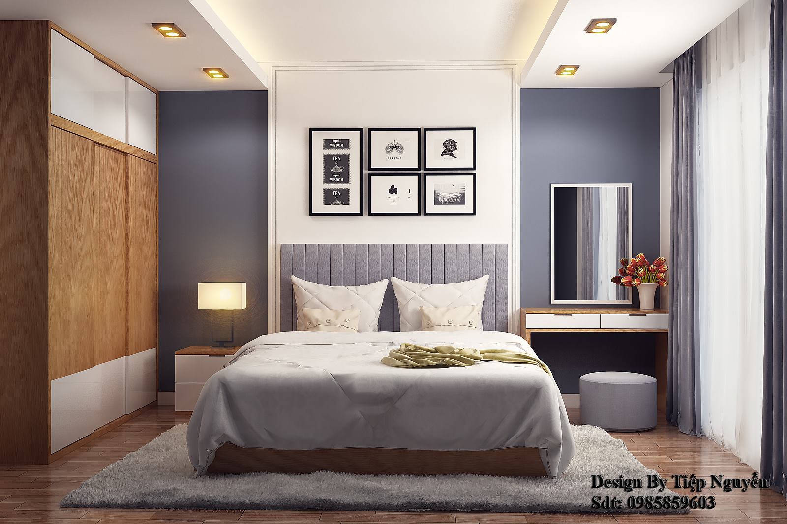 Thumbnail Bedroom #1 - Tiệp Nguyễn