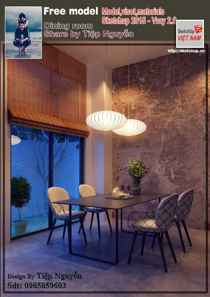 Thumbnail Dinning room #1 - by Tiệp Nguyễn