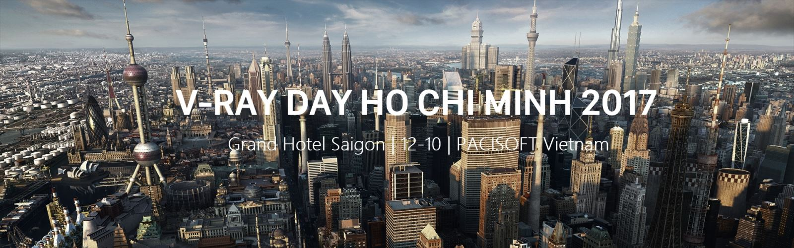 V-Ray Day Ho Chi Minh 2017